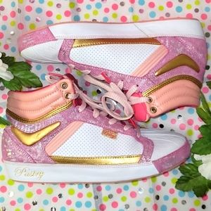 Pastry high tops